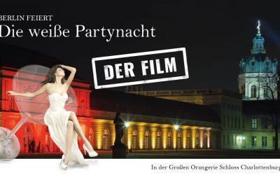 Die weiße Partynacht im Schloss Charlottenburg – DER FILM!